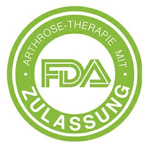 FDA Zulassungszertifikat